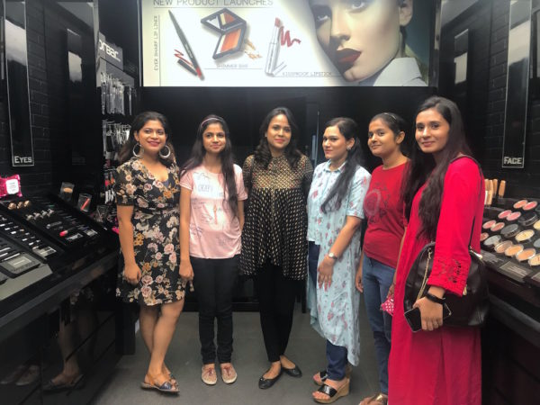 My First Meet & Greet In Association With Colorbar