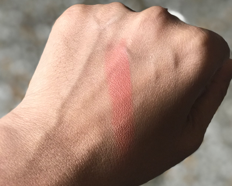 BeYu Cheeky Color Blush 110 Review Swatches Photos