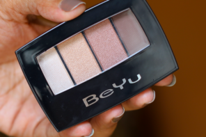 BeYu Color Catch Eye Palette 223 Review Swatches Photos