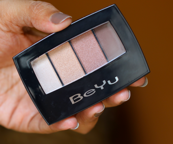 BeYu Color Catch Eye Palette 223 Review Swatches Photos_1