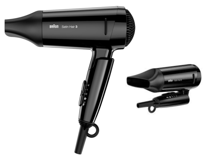 5 Travel Hair Dryers That You Must Own To Save Space