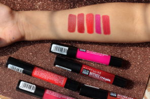 Maybelline Color Show Intense Crayon Review Swatches Photos