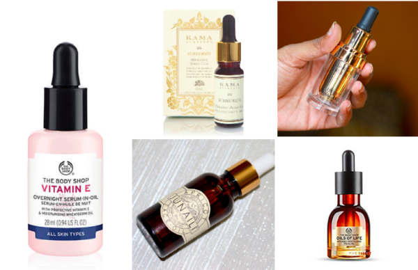 5 Best Facial Oils For Dry Skin For Glowing Skin This Winters