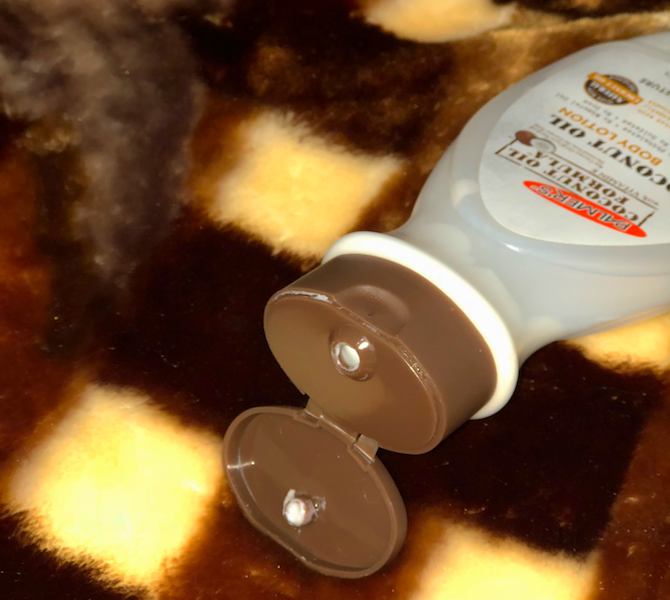 Palmer's Coconut Oil Formula Body Lotion Review Price Photos