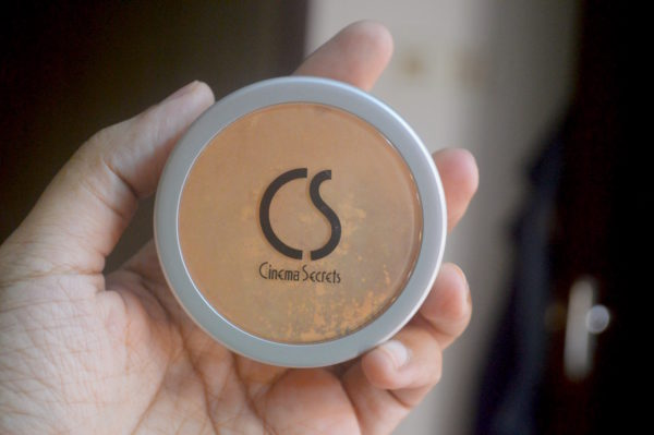 Cinema Secret Ultraluscent Setting Powder Review Photos Price