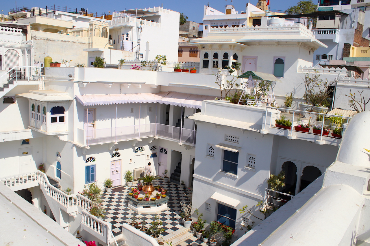 Jagat Niwas Traditional Haveli, Udaipur