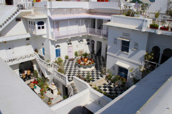 Hotel Jagat Niwas Palace Udaipur - Review & Experience