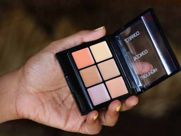 Maybelline Master Camouflage Concealer Palette Review Swatches Photos