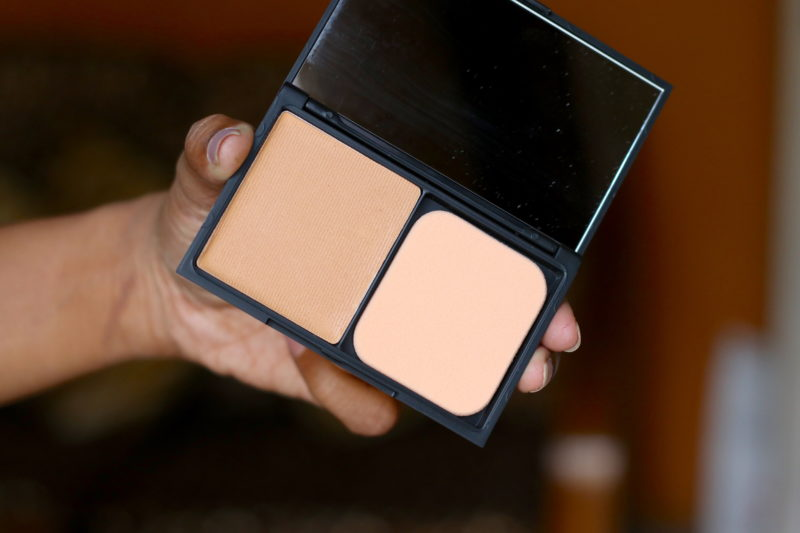 Nykaa Get Set Click 3-in-1 Compact Review Swatches Photos
