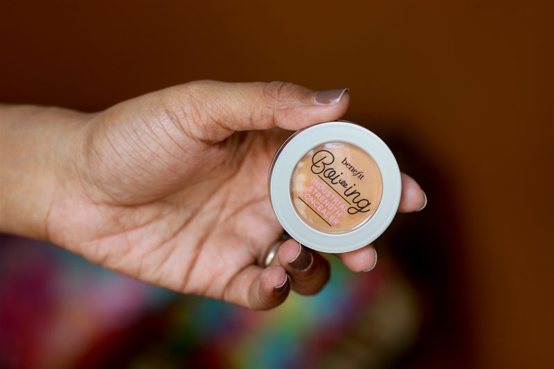 Benefit Boi-ing Industrial Strength Full Coverage Concealer Review