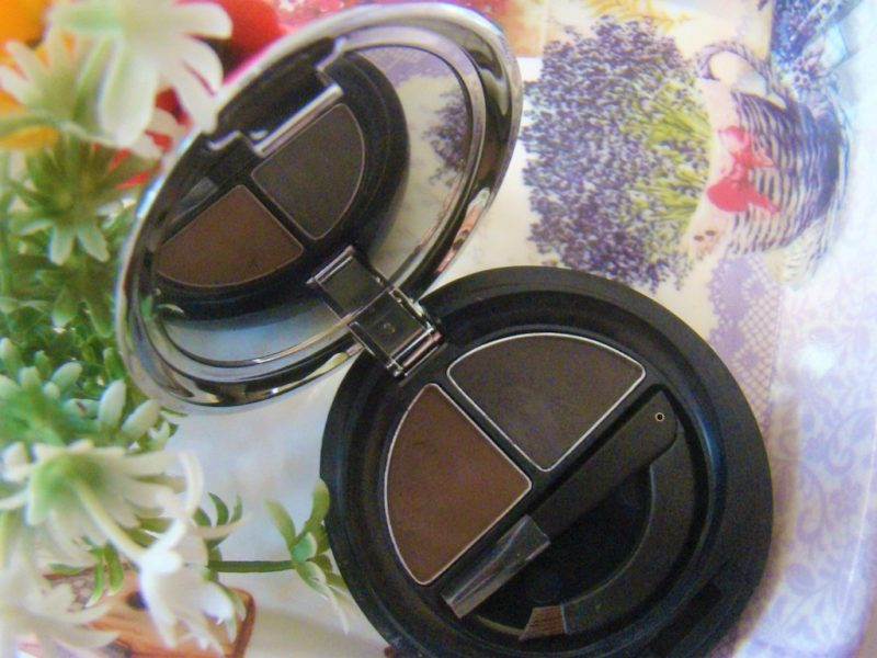 The Body Shop Brow & Liner Kit Review Price Swatches
