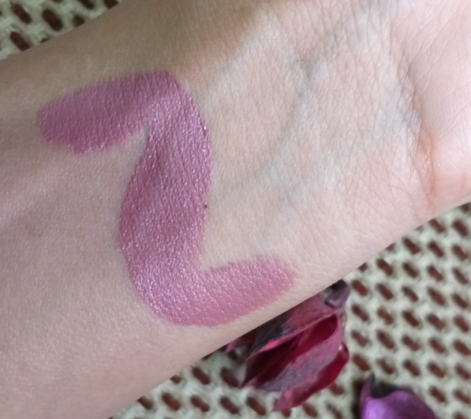 NYX Soft Matte Lip Cream Toulouse Review Swatches Photos