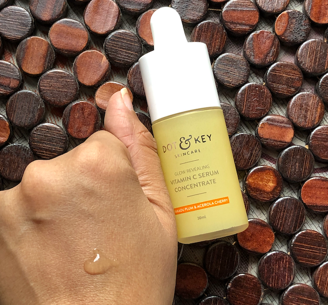 Dot & Key Vitamin C Concentrate Glow Reviving Serum Review Phots Price _1