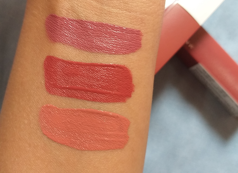 Maybelline Super Stay Matte Ink Liquid Lipstick Review Swatches Photos
