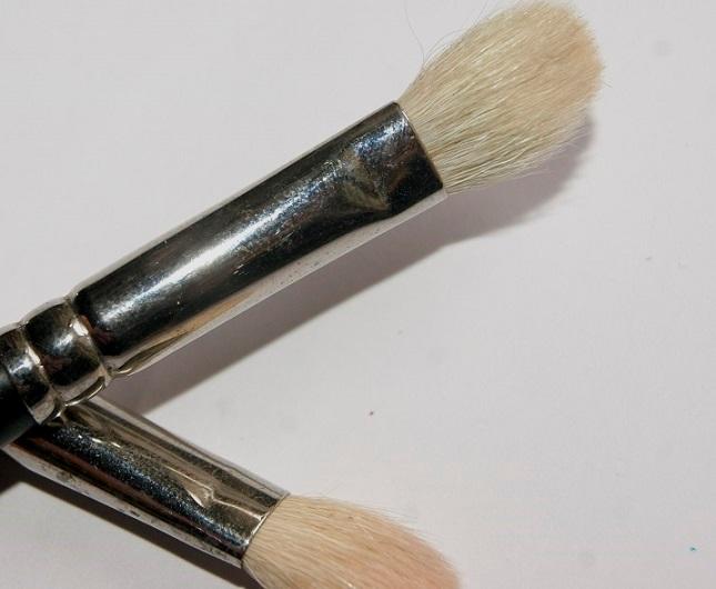 Mac 217 Blending Brush Review Photos India