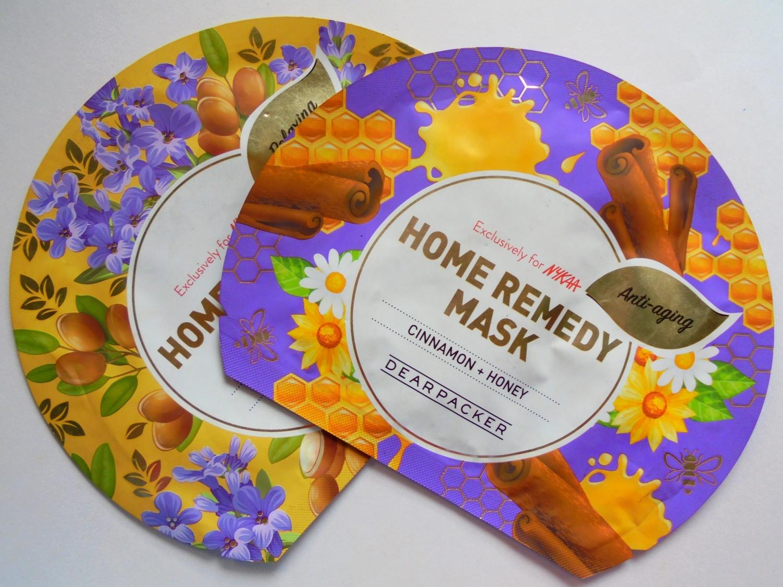 Dearpacker Cinnamon Honey & Lavender Óleo de Argan Máscara para Remédios Caseiros ReviewBe Beautilicious 1