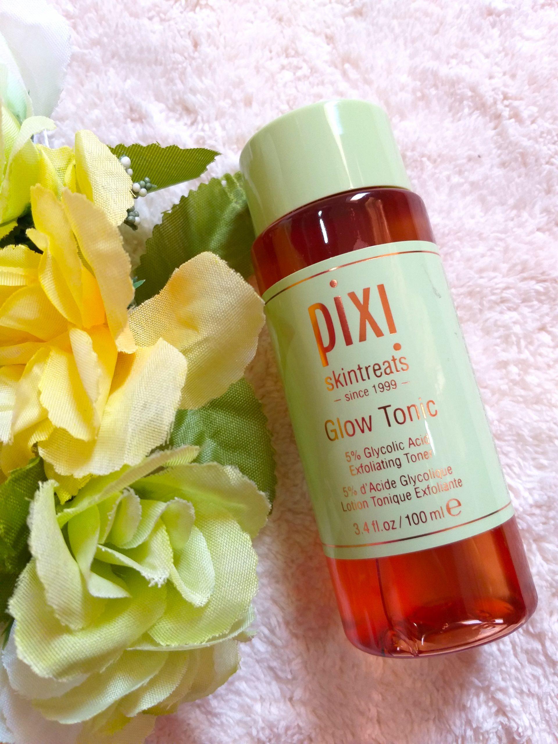 Pixi Skin Treats Glow Tonic Review Fotos PriceBe Beautilicious 1